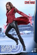 Scarlet Witch Civil War Hot Toys 8