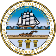 Seal of Norfolk