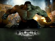The Incredible Hulk 2008 promo