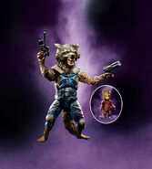 Marvel Legends GotGV2 Rocket&Groot