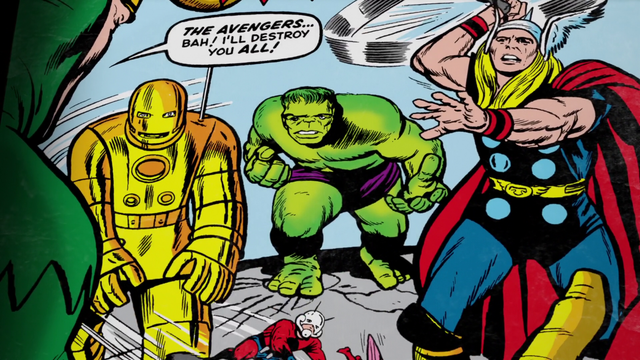File:Iron Man, Hulk & Thor - Marvel Golden Age of Comics.png