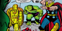 Marvel 75 Years: From Pulp to Pop/Gallery