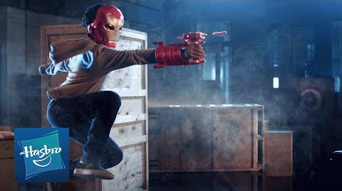 Marvel's Captain America - 'Civil War Hero Gear' T.V