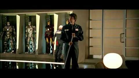 Iron Man 2 Dr Pepper Spot Airing Now