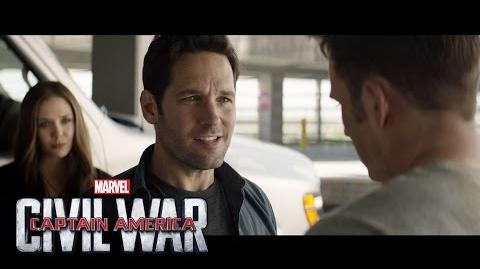 New Recruit - Marvel's Captain America Civil War