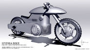 HYDRA bike concept