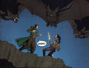 Loki Sif bats