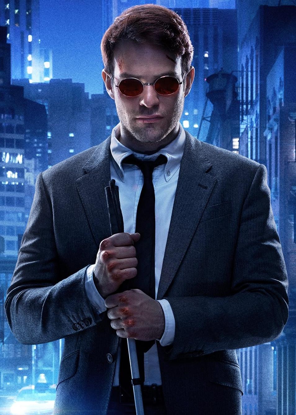 Daredevil Tv Series Portal Marvel Cinematic Universe