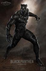 Black Panther El Capitan