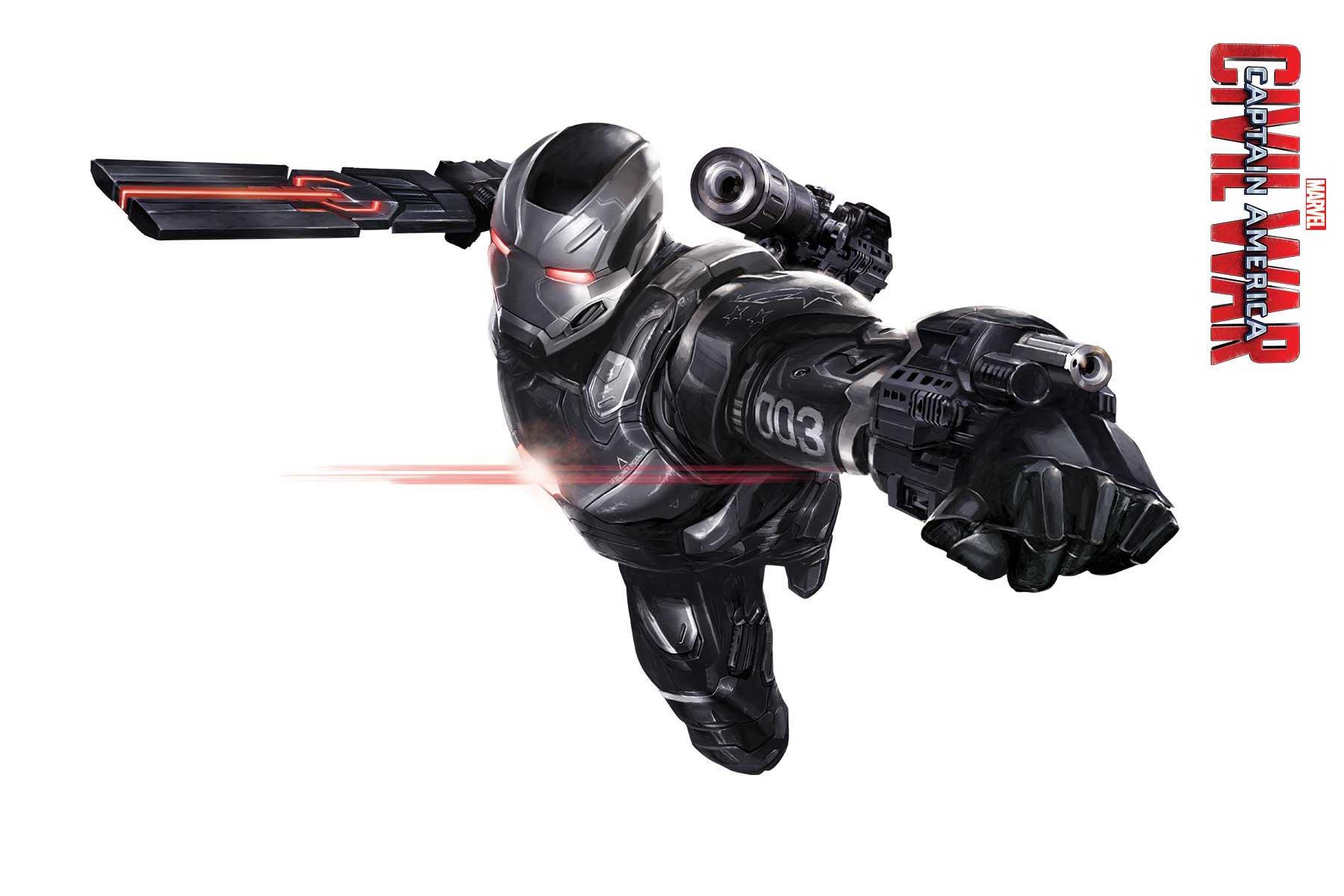 mcu war machine