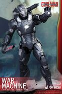 War Machine Civil War Hot Toys 3