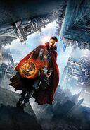 Doctor Strange Textkess UK Poster