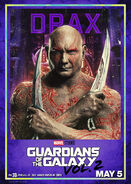GOTG Vol.2 Character Poster 09
