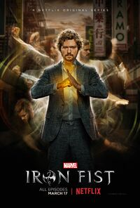 Iron Fist Character Poster 01