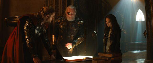 File:Thor, Odin and Jane.jpg