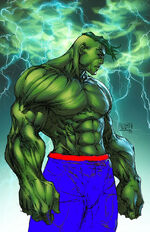 Hulk Captain