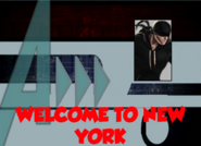 Welcome to New York (A!)