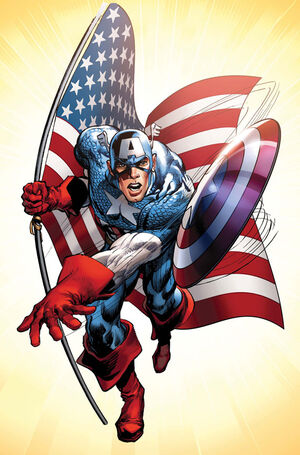 Captain America Disambiguation