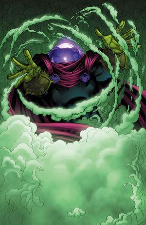 Mysterio Disambiguation