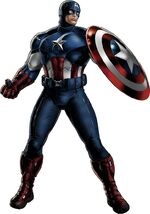 Captain America 1315 new suit