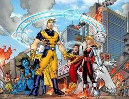 Exiles (Team)