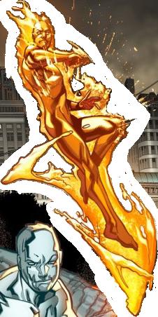 Human Torch (4126)