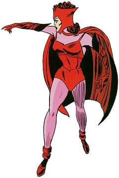 Scarlet Witch 5
