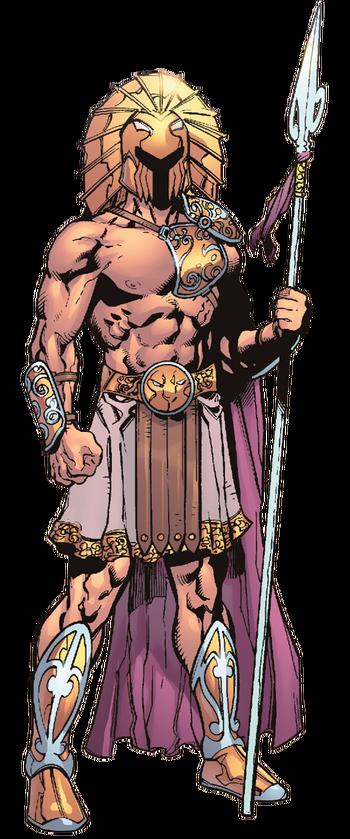 Zosimos - Achilles Warkiller Masterless Injustice
