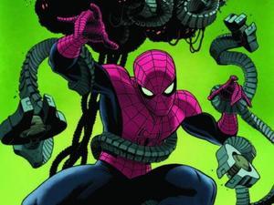 Comics amazing spider man 699 cover