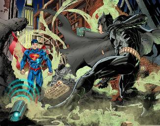 Batman vs superman by archaeopteryx14-d6adksm