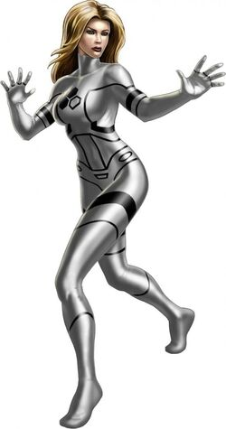 Invisible Woman (Excel)