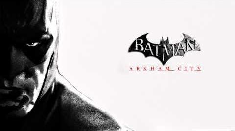 Batman Arkham City Soundtrack - Main Theme (Track 1)