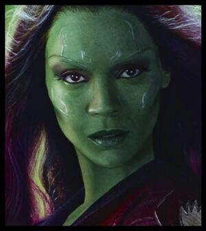 Gamora Earth 31