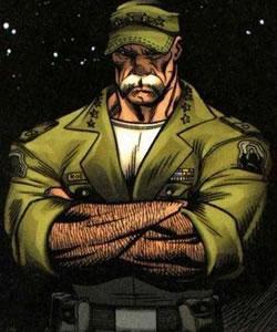 General Ross (AlterNOW)