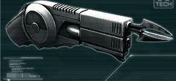 Grapnel Gun E-53