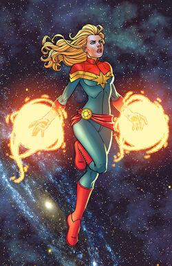 Captain Marvel (Alternow)