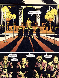 Hellfire Club (Earth-616) from X-Men Hellfire Club Vol 1 4