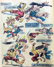 Master of Kung Fu 24 panel a