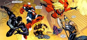 New Avengers Vol 1 56 page 15-16 Avengers (Dark Avengers) (Earth-616)