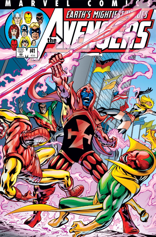 avengers vol 3 41 marvel database fandom powered by wikia