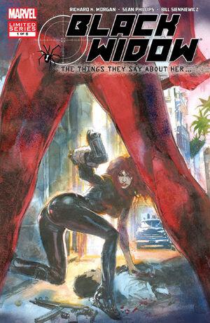 Black Widow 2 Vol 1 1