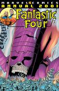 Fantastic Four Annual Vol 1 2001