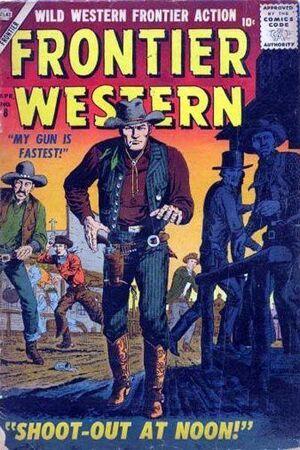 Frontier Western Vol 1 8
