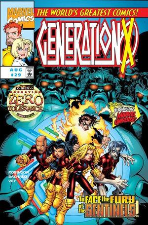 Generation X Vol 1 29