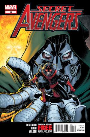 Secret Avengers Vol 1 33