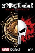 Doctor Strange Punisher Magic Bullets Infinite Comic Vol 1 2