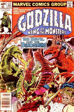 Godzilla Vol 1 22