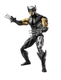 James Howlett (Earth-616) from Marvel Universe (Toys) Series I Wave I 0001