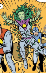 Orchid (Earth-616) from X-Statix Vol 1 1