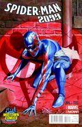 Spider-Man 2099 Vol 2 1 Midtown Variant